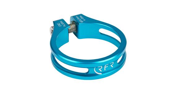 RFR Ultralight Sattelklemme 34,9mm blue